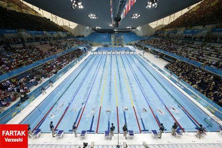 شکسته شدن دو رکورد دیگر المپیک و جهان در شنا