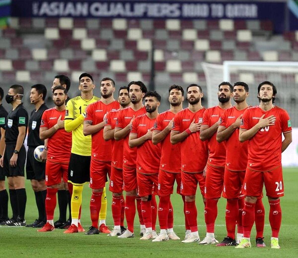 ترکیب احتمالی ایران برابر امارات