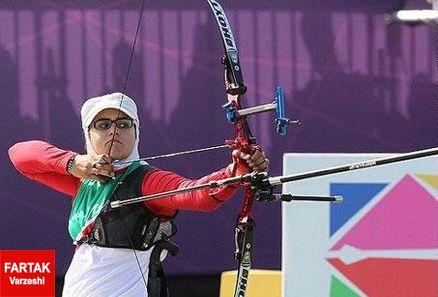 زهرا نعمتی با مربی کرهای خود به پارالمپیک میرود