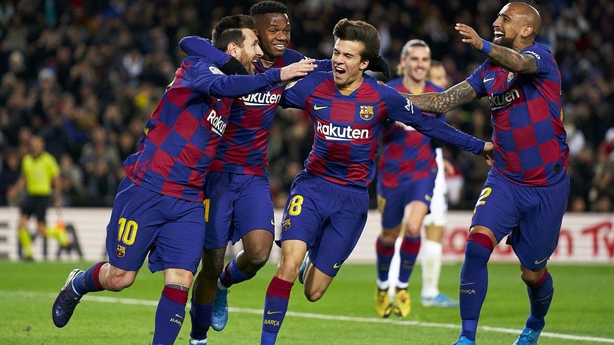 ترکیب دو تیم بارسلونا و بیلیائو مشخص شد