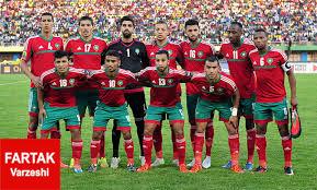 مدل موی عجیب بازیکن مراکش سوژه شد؛ طرحی مشابه پرچم مراکش!