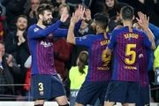 رونمایی از ترکیب اصلی دو تیم بتیس و بارسلونا