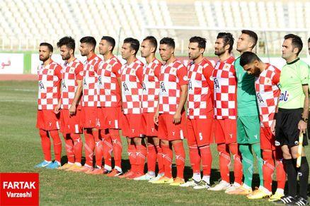 ورزشگاه سرخ پوشان پاکدشت برای میزبانی در تهران تغییر کرد
