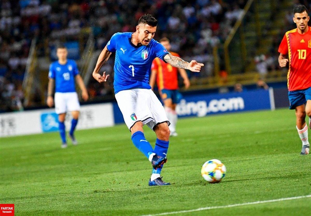 پیگیرینی از لیست تیم ملی ایتالیا برای یورو ۲۰۲۰ خط خورد