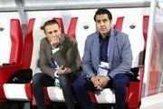 پیروانی: رفتار فدراسیون فوتبال با کریم باقری مناسب نبود!