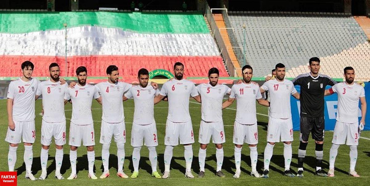 سایت فیفا:مصاف ایران و بحرین، سرنوشت ساز است