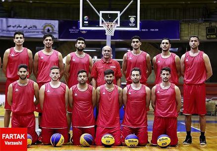 اعلام اسامی دعوت شدگان به اردوی تیم ملی بسکتبال سه به سه مردان