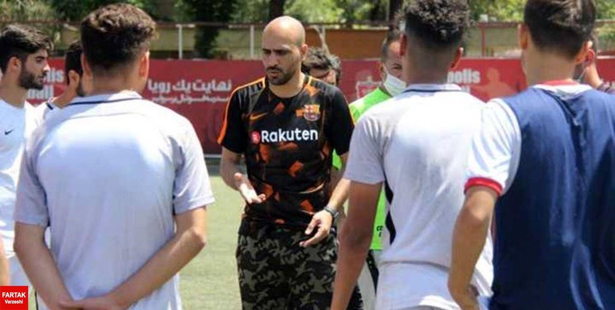 جباری: درباره تأخیر سفر به عربستان واژهای بالاتر از خجالت باید به کار برد/ دلم برای فوتبال ایران می گیرد