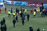 دستور فوری کمیته انضباطی/ مهری و سهرابیان - محروم تا اطلاع ثانوی