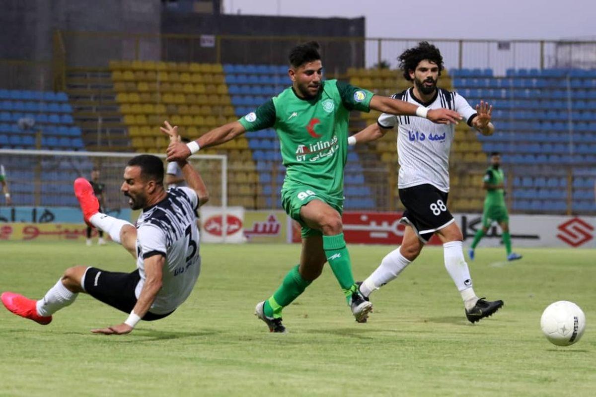 جدول لیگ برتر فوتبال در پایان هفته بیستسوم+عکس