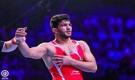 شروع پرقدرت حسن یزدانی در المپیک 2020