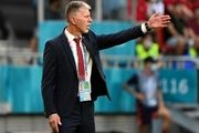سرمربی چک: تیمی بزرگ را حذف کردیم/ نتیجه بازی خود گویای همه چیز است