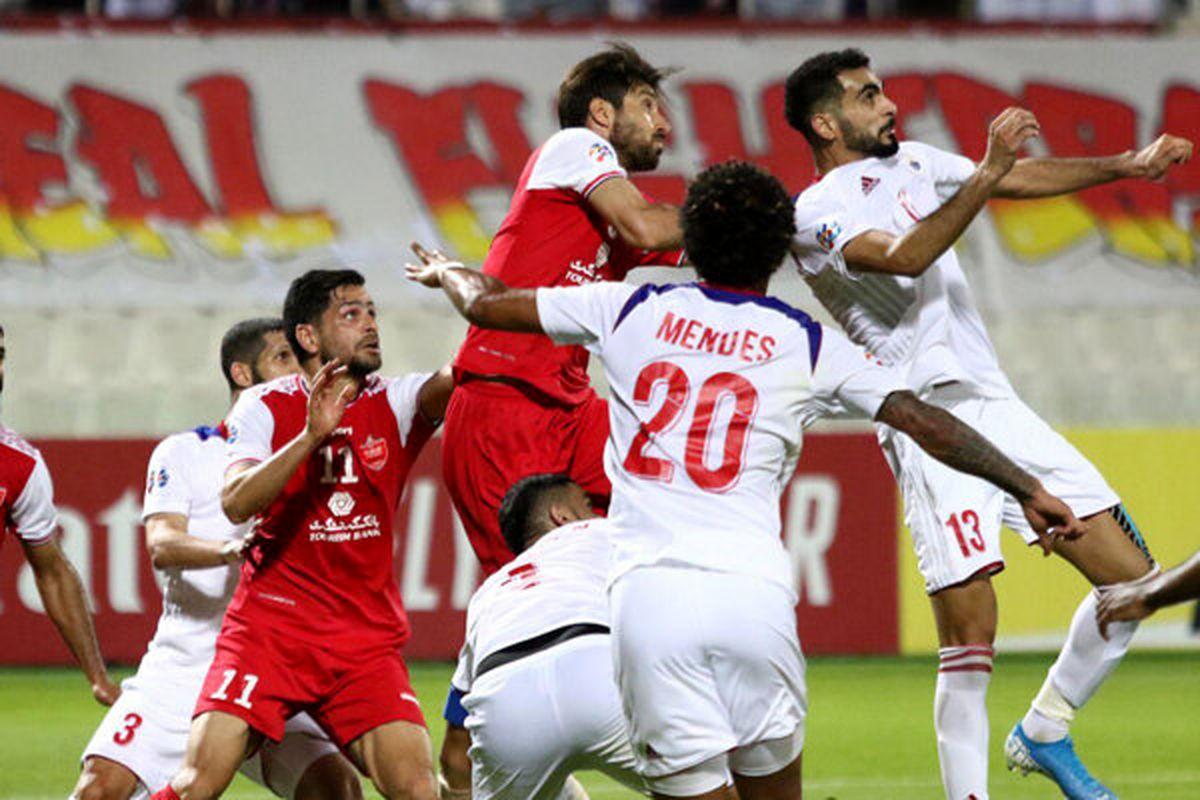 زمان بازیهای پرسپولیس در قطر مشخص شد