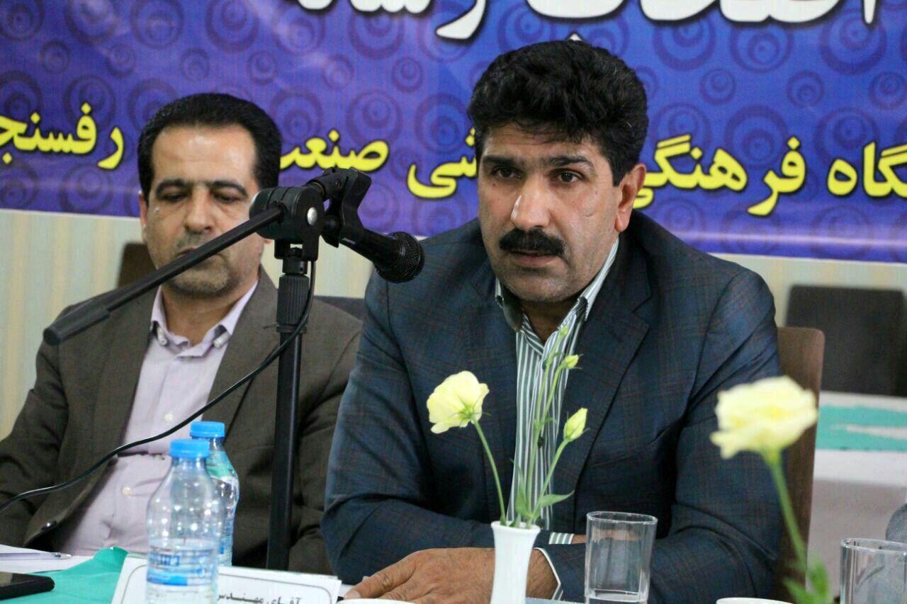 زیندینی:بودجه 100 میلیاردی برای سه باشگاه مسی در کرمان