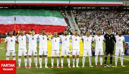 ترکیب ثابت ایران در جام جهانی از دید ایتالیایی ها