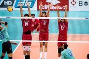والیبال قهرمانی جهان| حریفان تیم ملی ایران مشخص شدند