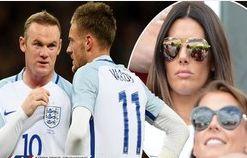 اتفاقی عجیب؛همسران دو فوتبالیست معروف درگیر شدند!