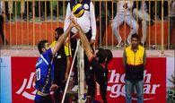 والیبال جام باشگاههای آسیا قرعه کشی شد