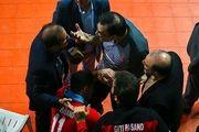 بیانیه باشگاه گیتی پسند در خصوص اتفاقات تلخ بازی روز گذشته این تیم مقابل حفاری اهواز