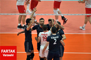 پیام کنفدراسیون والیبال آسیا به بلندقامتان