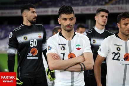آقایی در جمع برترین بازیکنان هفته اول لیگ قهرمانان آسیا