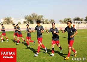 4 بازیکن لیگ برتر باید در اردوی تیم ملی جوانان حضور داشته باشند
