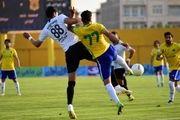 تیم فوتبال صنعت نفت به مصاف سپاهان میرود
