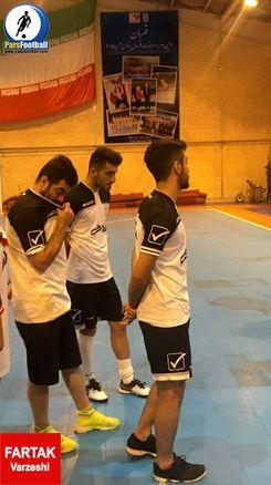 عکس ناراحتی و گریه سه بازیکن تیم ملی به خاطر خط خوردن از لیست ملی پوشان