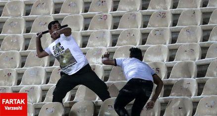 قرار بود فوتبال حال ما را بهتر کند/این فوتبال را نمی خواهیم!