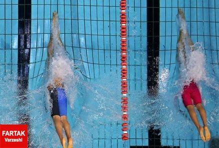 رکورد ملی شنای 100 متر آزاد پس از ۹ سال شکست