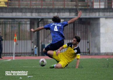 گزارش تصویری بازی داماش گیلان ۲-۰ شهرداری تبریز