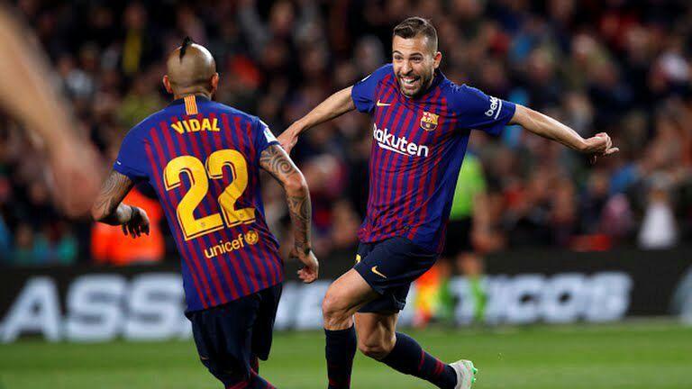 گزارش تصویری / بارسلونا 2-1 رئال سوسیداد