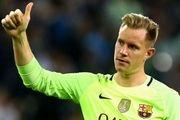 بایرن مونیخ در اندیشه جذب گلر بارسلونا