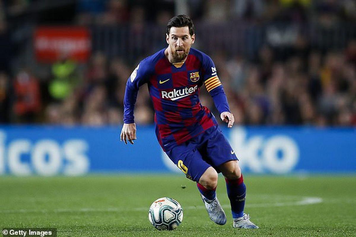لیونل مسی چقدر در ناکامی بارسلونا تاثیرگذار بود؟