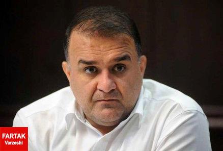 عضو جدید هیئت مدیره استقلال قولی داد