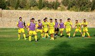 گزارش تصویری| تمرینات تیم فوتبال خیبر خرم آباد