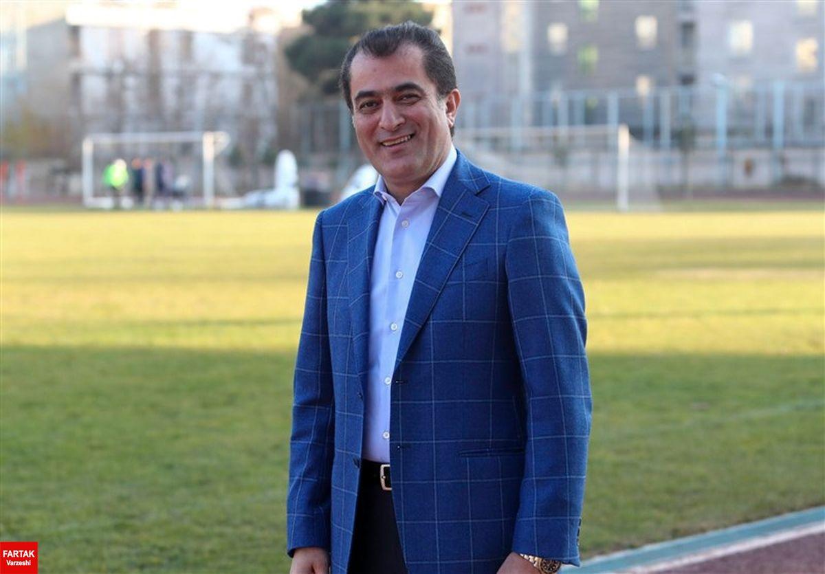 باشگاه استقلال: خلیلزاده قرنطینه است و چند روز دیگر به فعالیتش ادامه میدهد