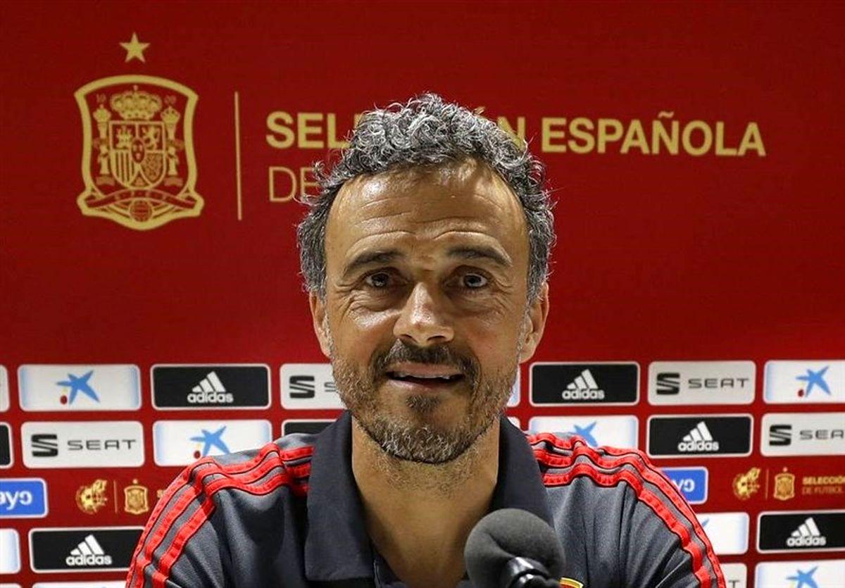 اعلام زمان بازگشت انریکه به تیم ملی فوتبال اسپانیا