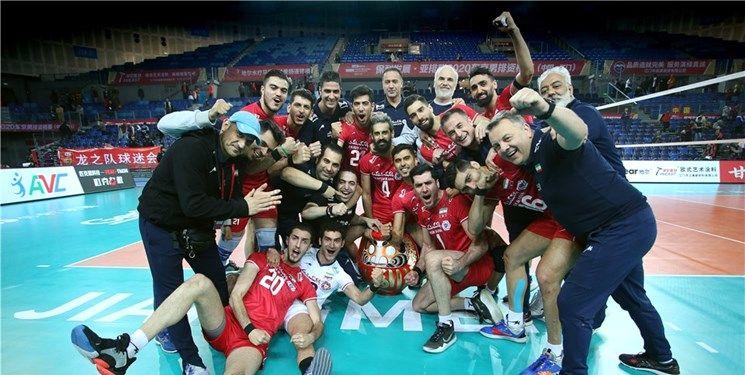 زمان ورود کاروان تیم ملی والیبال به ایران مشخص شد