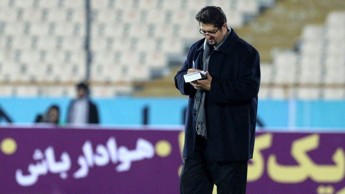 واکنش افاضلی به غیبت استقلال مقابل تیمش