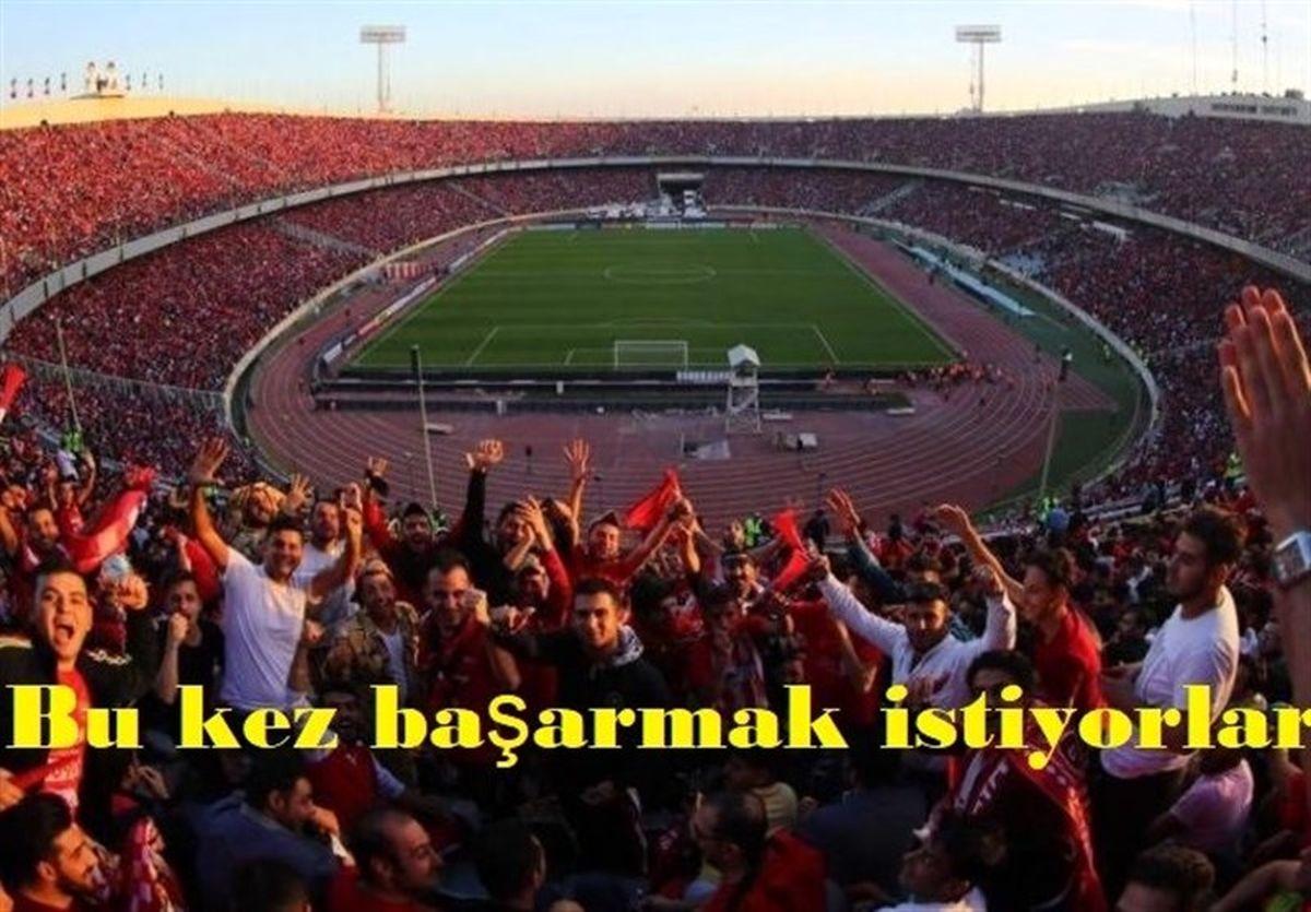 نشریه ترکیهای: میلیونها هوادار در ایران به تیم پرسپولیس باور دارند