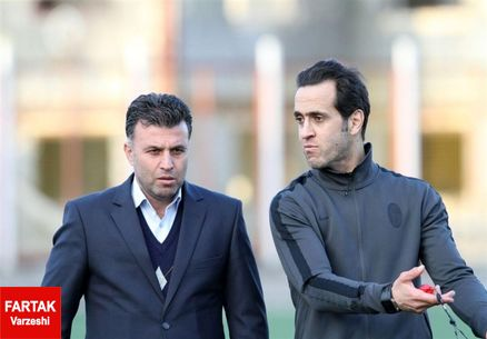 علی کریمی وعده خود به بازیکنان سپیدرود را عملی کرد