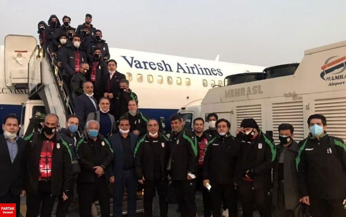 اتفاقات عجیب اردوی تیم ملی
