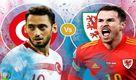 یورو ۲۰۲۰| ترکیب تیمهای ترکیه و ولز مشخص شد