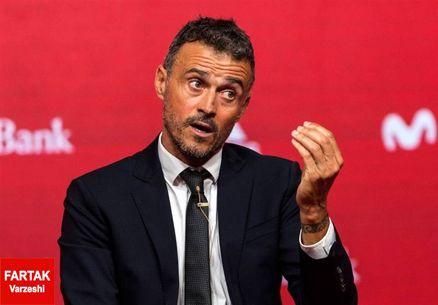 توضیحات انریکه درخصوص دلیل دعوت از آلبا به تیم ملی اسپانیا