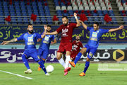 برتری 2 گله استقلال مقابل شهرخودرو در پایان نیمه اول