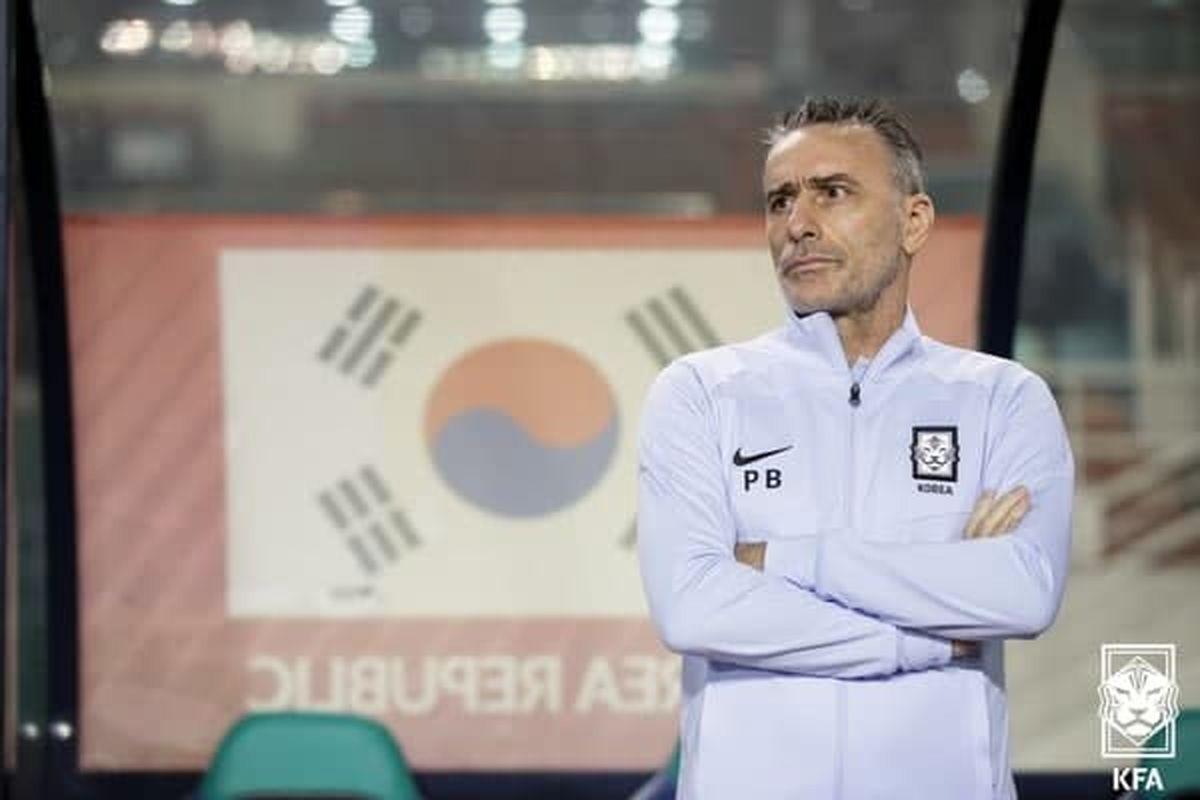 مربی کره: مساوی نه، از دیدار با ایران برد می خواهیم