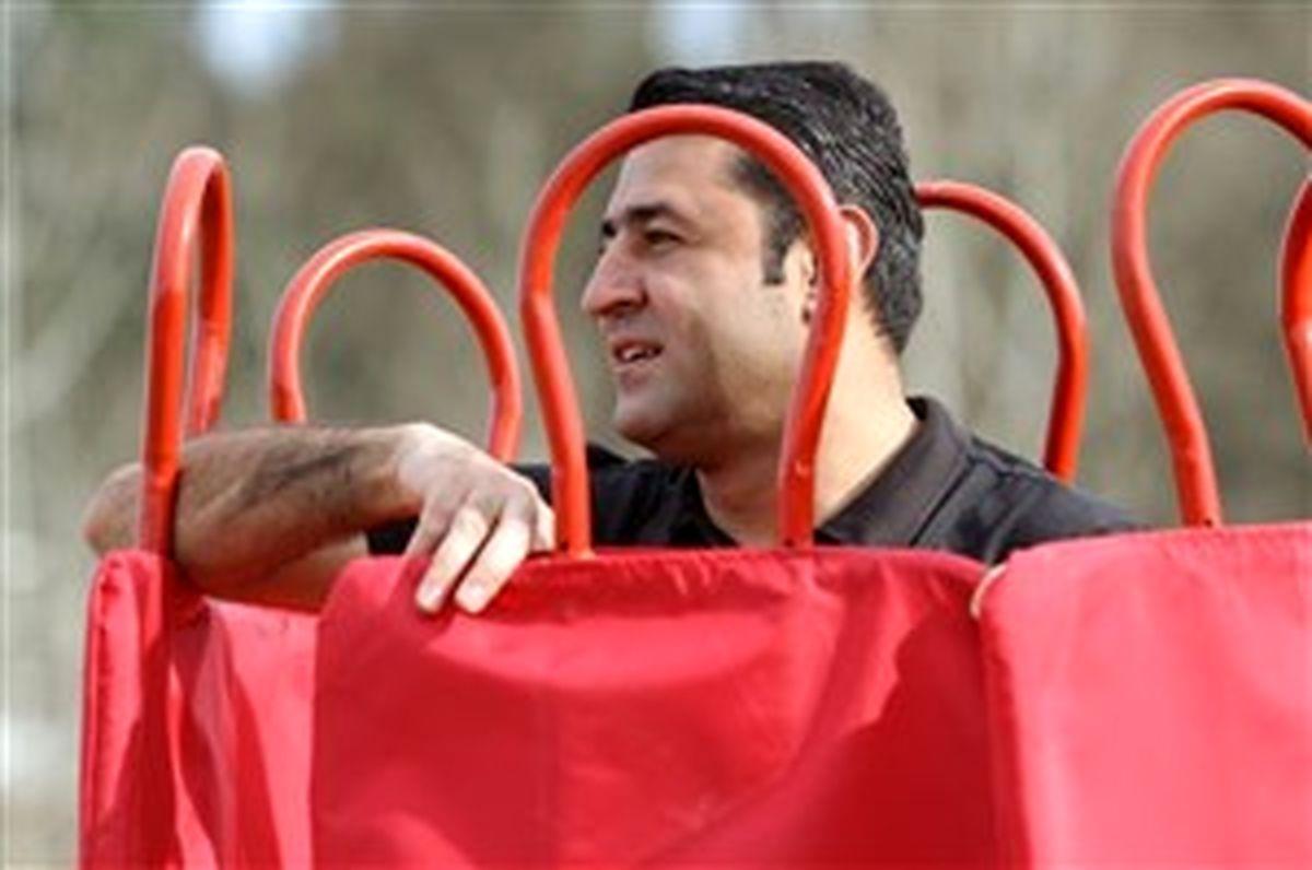 فاضلی: صفحات استقلالی تمرکز ما را به هم زدند