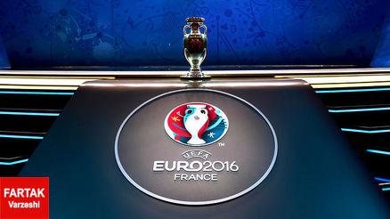 سه بازیکنی که در یورو بیشترین پاس صحیح را دادند