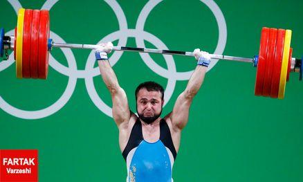 قهرمان وزنه برداری المپیک ریو مشکوک به دوپینگ
